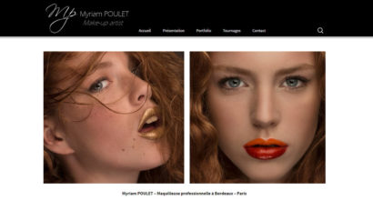 Myriam Poulet, Make-Up Artist