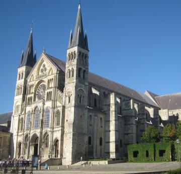 Reims Basilique Grand-Est
