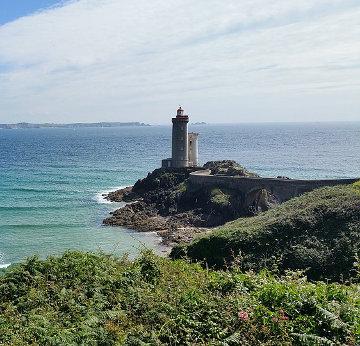 Rade Brest Océan en Bretagne