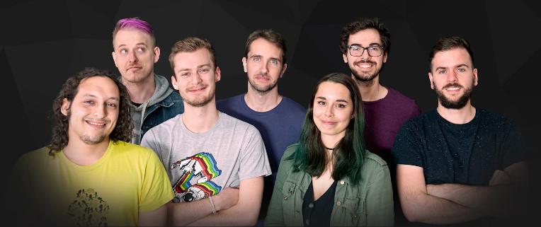 L'équipe de rédaction Gamekult